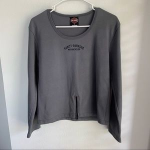 Harley Davidson Riding Sweatshirt
